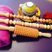 Roller formator pentru masajul anticelulitic si reducere in cm