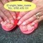 Aplicare unghii false cu gel sau acryl