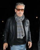 Varsta isi spune cuvantul: George Clooney arata ca un bunic