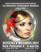 Produse beauty in premiera la Sala Palatului la Estetika & Wellness 2011