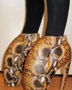 Pantofi ciudati in istoria lumii (II)