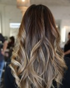 Ombre Hair Technique
