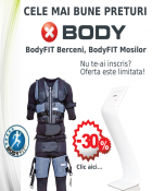 XBody Berceni by BodyFit - Oferte de lansare