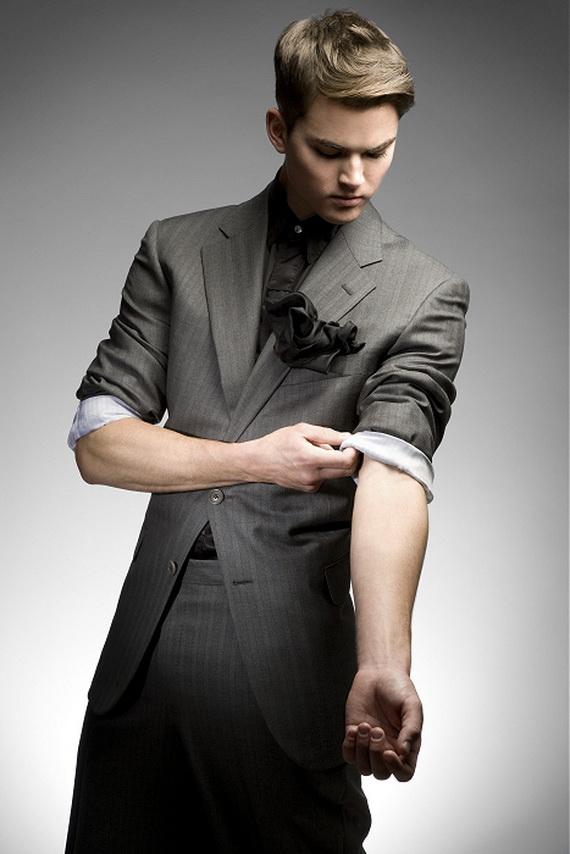 Ce Frizuri Sunt La Moda In 2012 Pentru Barbati   Black Models Picture
