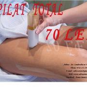 EPILAT TOTAL 70 LEI PRELUNGIREA GHENCEA