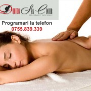 OFERTA LUNII AUGUST: RELAXAREA DE WEEK-END