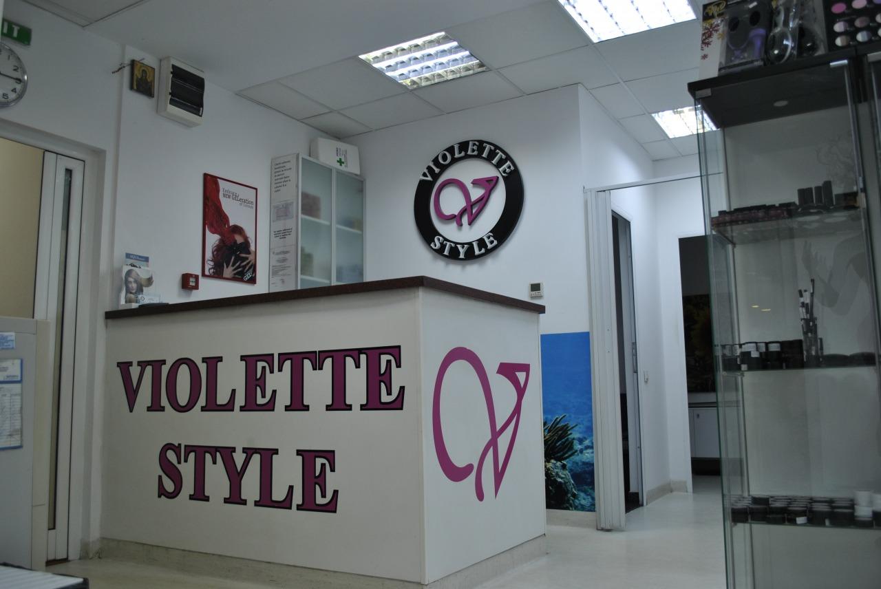 Violette Style Ghencea